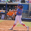 Sophomore Briana Little batting during the Gator's softball game against University of Tennessee on Saturday March 16, 2013, at Katie Seashole Pressly Stadium in Gainesville, Fla. / Gator Country photo by Danielle Bloch
