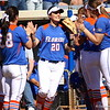 Starter Kelsey Horton during the Gator's softball game against University of Tennessee on Saturday March 16, 2013, at Katie Seashole Pressly Stadium in Gainesville, Fla. / Gator Country photo by Danielle Bloch