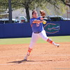 Pitcher Lauren Haeger during the Gator's softball game against University of Tennessee on Saturday March 16, 2013, at Katie Seashole Pressly Stadium in Gainesville, Fla. / Gator Country photo by Danielle Bloch