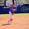 Sophomore Lauren Haeger delivering a pitch during the Gator's softball game against University of Tennessee on Saturday March 16, 2013, at Katie Seashole Pressly Stadium in Gainesville, Fla. / Gator Country photo by Danielle Bloch