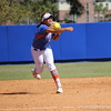 Junior Stephanie Tofft throwing the ball during the Gator's softball game against University of Tennessee on Saturday March 16, 2013, at Katie Seashole Pressly Stadium in Gainesville, Fla. / Gator Country photo by Danielle Bloch
