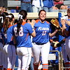 Starter Lauren Haeger during the Gator's softball game against University of Tennessee on Saturday March 16, 2013, at Katie Seashole Pressly Stadium in Gainesville, Fla. / Gator Country photo by Danielle Bloch