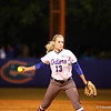 Hanna Rogers during Florida's 7-3 win over Florida State on March 27, 2013 in Gainesville, Florida.