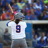 Stephanie Tofft during Florida's 7-3 win over Florida State on March 27, 2013 in Gainesville, Florida.