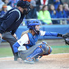 Aubree Munro during Florida's 7-3 win over Florida State on March 27, 2013 in Gainesville, Florida.
