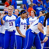 Florida wins 7-1 over Hampton on May 17, 2013.