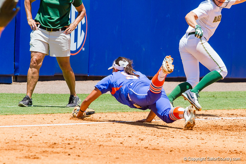 Stephanie Tofft - May 26, 2013 - UF vs. UAB Super Regional Game 2