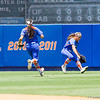 Kathlyn Medina and Jessica Damico - May 26, 2013 - UF vs. UAB Super Regional Game 2