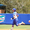Taylore Fuller runs the bases after her grand slam during Florida's 5-6 loss to Mississippi State on Sunday, April 8th 2013 at the Katie Seashole Pressly Softball Stadium in Gainesville, Florida.