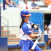Ensley Gammel during Florida's 5-6 loss to Mississippi State on Sunday, April 8th 2013 at the Katie Seashole Pressly Softball Stadium in Gainesville, Florida.