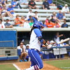 Kelsey Stewart during Florida's 5-6 loss to Mississippi State on Sunday, April 8th 2013 at the Katie Seashole Pressly Softball Stadium in Gainesville, Florida.