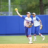 Kirsti Merritt throws during Florida's 5-6 loss to Mississippi State on Sunday, April 8th 2013 at the Katie Seashole Pressly Softball Stadium in Gainesville, Florida.