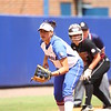 Stephanie Tofft during Florida's 5-6 loss to Mississippi State on Sunday, April 8th 2013 at the Katie Seashole Pressly Softball Stadium in Gainesville, Florida.
