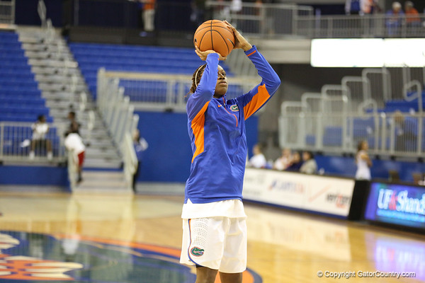 Gators Women's Basketball 2012-13