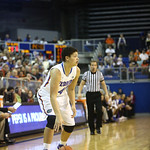Sydney Moss during the Florida Gators 75-78 overtime loss to Tennessee on Sunday, Jan. 13, 2012, at the Stephen C. O'Connell Center in Gainesville, Fla. / Gator Country photo by Curtiss Bryant during the Florida Gators 75-78 overtime loss to Tennessee on Sunday, Jan. 13, 2012, at the Stephen C. O'Connell Center in Gainesville, Fla. / Gator Country photo by Curtiss Bryant