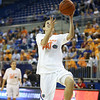Lily Svete during the Florida Gators 75-78 overtime loss to Tennessee on Sunday, Jan. 13, 2012, at the Stephen C. O'Connell Center in Gainesville, Fla. / Gator Country photo by Curtiss Bryant