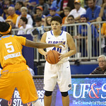 Sydney Moss during the Florida Gators 75-78 overtime loss to Tennessee on Sunday, Jan. 13, 2012, at the Stephen C. O'Connell Center in Gainesville, Fla. / Gator Country photo by Curtiss Bryant
