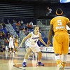 Carlie Needles during the Florida Gators 75-78 overtime loss to Tennessee on Sunday, Jan. 13, 2012, at the Stephen C. O'Connell Center in Gainesville, Fla. / Gator Country photo by Curtiss Bryant during the Florida Gators 75-78 overtime loss to Tennessee on Sunday, Jan. 13, 2012, at the Stephen C. O'Connell Center in Gainesville, Fla. / Gator Country photo by Curtiss Bryant