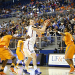 Vicky McIntyre during the Florida Gators 75-78 overtime loss to Tennessee on Sunday, Jan. 13, 2012, at the Stephen C. O'Connell Center in Gainesville, Fla. / Gator Country photo by Curtiss Bryant during the Florida Gators 75-78 overtime loss to Tennessee on Sunday, Jan. 13, 2012, at the Stephen C. O'Connell Center in Gainesville, Fla. / Gator Country photo by Curtiss Bryant