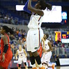 Jaterra Bonds during Florida's 57-62 loss to Georgia on February 17, 2013 at the Stephen C O'Connell Center in Gainesville, Florida. Pictures taken by Curtiss Bryant for Gatorcountry.com