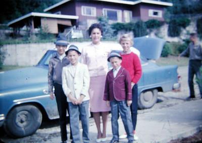 Gaudet Family 1