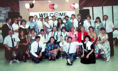Gaudet Family Reunion 1991