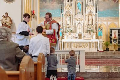 _NIK8663 Gaudete St  Marys FSSP Advent LatinMass Kick