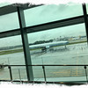 at Changi Airport waiting to go home....