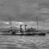 'doon the water'<br /> Built 1946, PS Waverley is the last seagoing passenger carrying paddle steamer in the world.