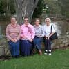Glenys, Maureen, Colleen and Jo