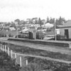 Gawler Rail Station mid - 1920's now site of Gawler Central rail station