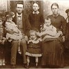 "Stephen and Jane Sherwood and family,  early store keepers at the ""Whinnen's site"" Cowan Street Gawler"