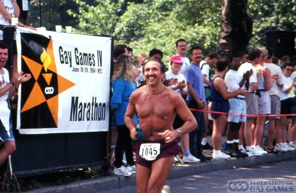 Gay Games IV New York 1994
