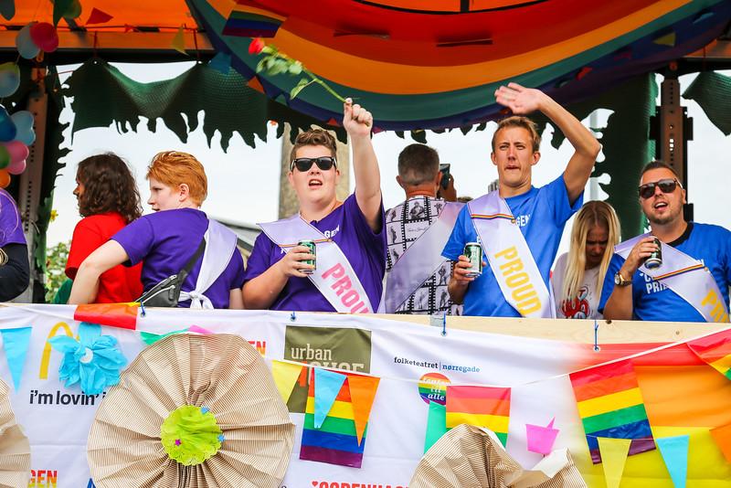Copenhagen Pride 2016