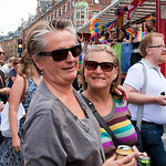 Ulla, Kirsten and Johs
