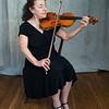 Violin and Viola player Gayane Prosan