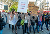 Paris, France, French LGBT Groups Marching in 20th Annual Transexual Demonstration, Existrans, 15 Oct 2016, AIDES