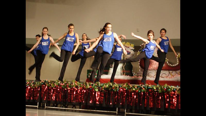 Gayton December 2012 Dance Recital SlideShow