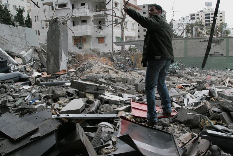 Gaza - March 2009