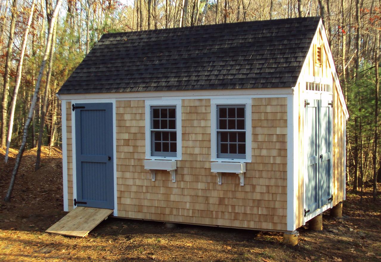 961 - 324112 - Boxford MA - Small Building