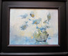 "#14093, Original Oil on Canvas ""Tender Moment 2""-Moore, 22"" x 18"" frame(16"" x 12"" painting)"