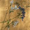 Enduring Garden I-Jardine, 24x24 canvas