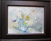 "#14092, Original Oil on Canvas ""Tender Moment 1""-Moore, 22"" x 18"" frame(16"" x 12"" painting)"