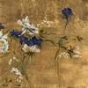 Enduring Garden II-Jardine, 24x24 canvas
