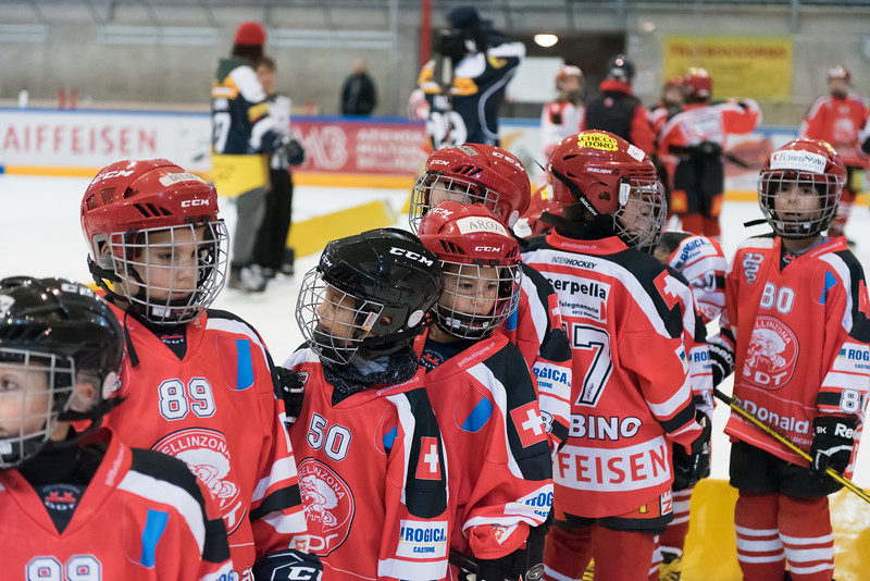 Swiss Ice Hockey Day - 04.11.2018