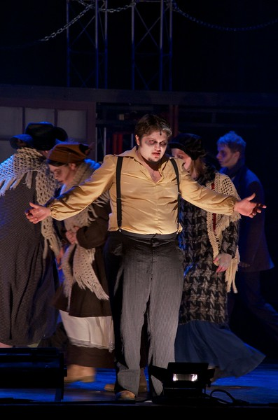 Sweeny Todd performed by FHS Drama Company