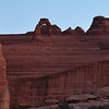 Delicate Arch from viewpoint