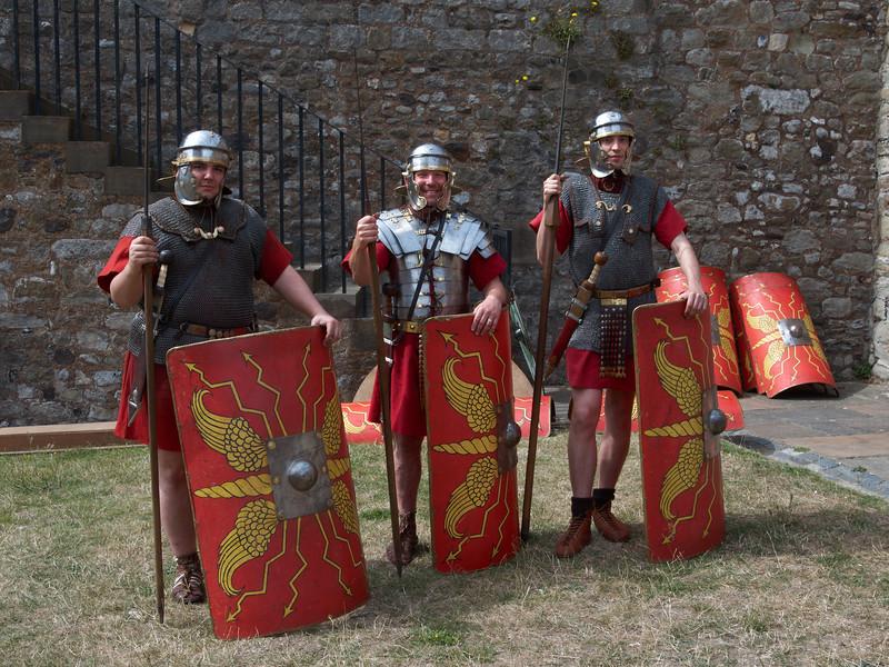 Roman Centurians