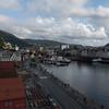 Bergen from Havnekontoret Tower