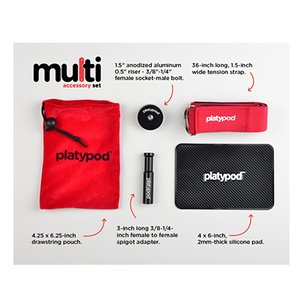 Platypod Accessory Kit